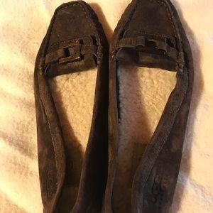 Ugg indoor/outdoor loafers